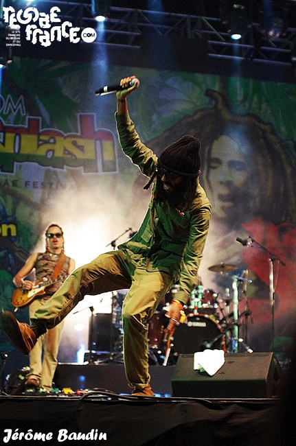 13. Protoje - Rototom Sunsplash 2013