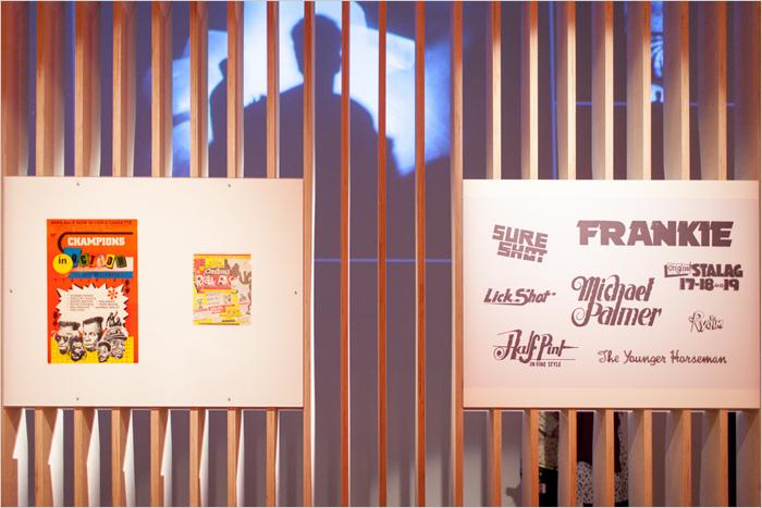 15. Posters et lettrages par Wilfred Limonious