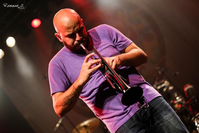 12. Rafael Rodriguez - SOJA (Le Transbordeur - Lyon 2014)