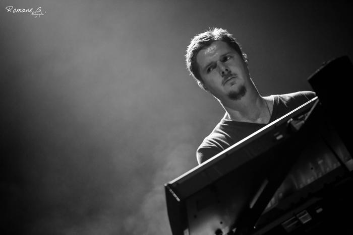 13. Patrick O'Shea - SOJA (Le Transbordeur - Lyon 2014)