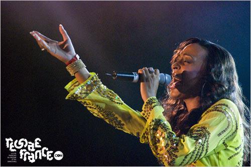 Alaine (Reggae Sumfest 2007)