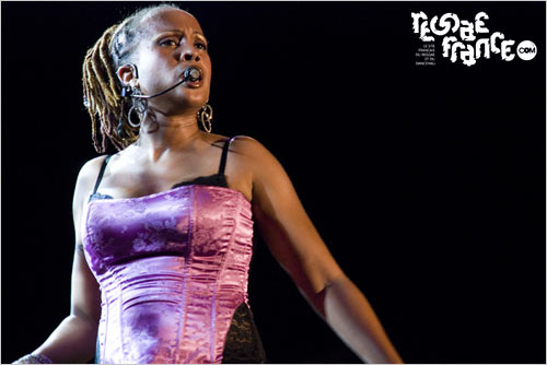 Alison Hinds (Reggae Sumfest 2007)