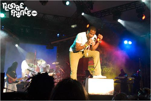 Baby Cham (Reggae Sumfest 2007)