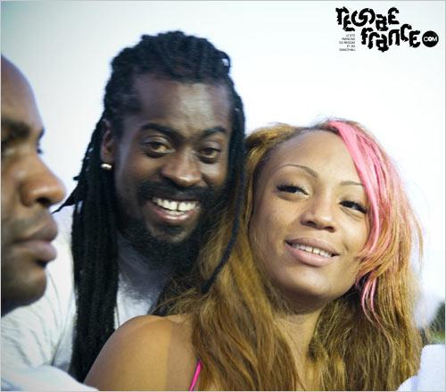 Beenie Man (Reggae Sumfest 2007)