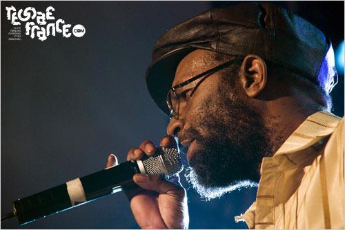Beres Hammond (Reggae Sumfest 2007)