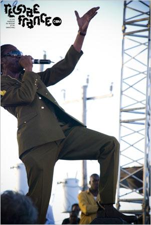 Bounty Killer (Reggae Sumfest 2007)