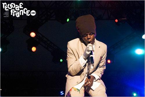 Richie Spice (Reggae Sumfest 2007)