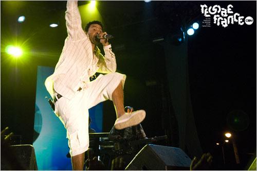 Shaggy (Reggae Sumfest 2007)