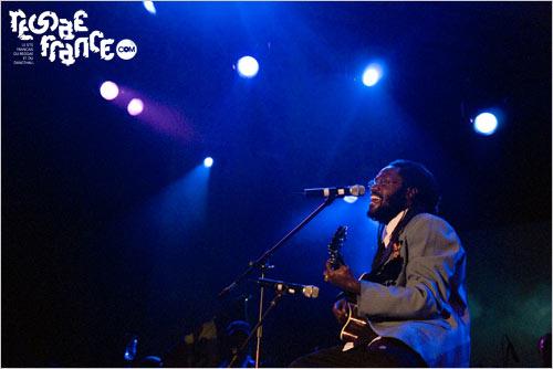 Tarrus Riley (Reggae Sumfest 2007)
