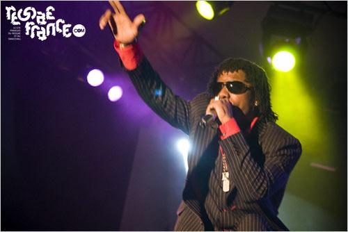 Wayne Marshall (Reggae Sumfest 2007)