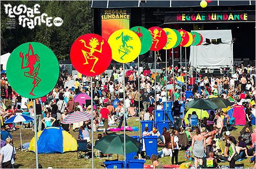 01. La scène (Reggae Sundance / Août 2007)