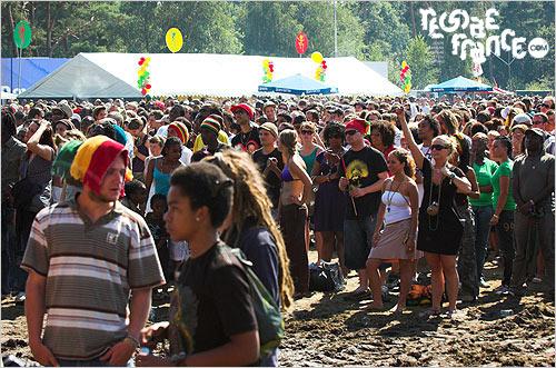 04. Le public (Reggae Sundance / Août 2007)