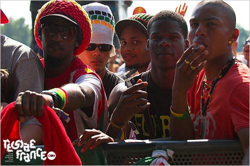 05. Le public (Reggae Sundance / Août 2007)