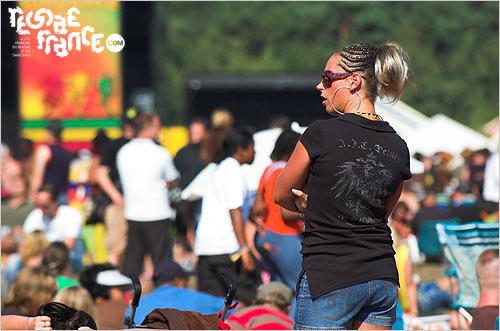 08. Le public (Reggae Sundance / Août 2007)