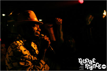 Joseph Cotton (Telerama Dub Festival - Mai 2007)