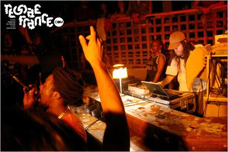 Jah Tubby's  (Telerama Dub Festival - Mai 2007)