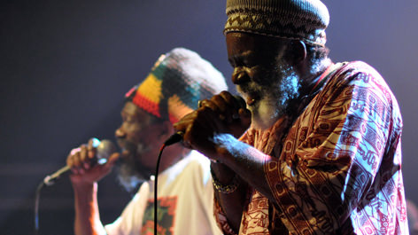 The Congos & Abyssinians : Voices Of Jamaica