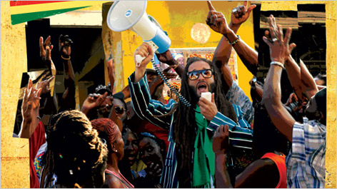 Chronique : Alborosie - Sound The System