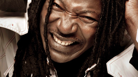 Interview d'Alpha Blondy