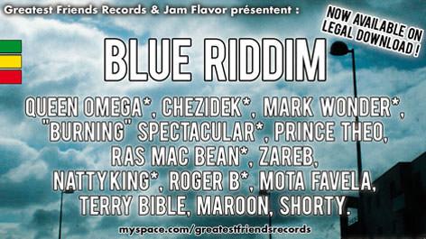 Blue riddim megamix