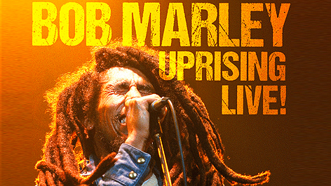 Bob Marley & the Wailers - Uprising Live!
