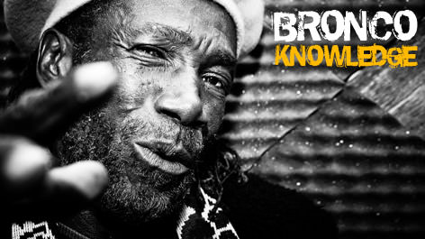 Interview de Bronco Knowledge