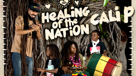 Cali P - Healing of the Nation