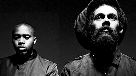 Damian Marley feat. Nas - Strong will continue