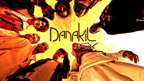 Interview de Danakil