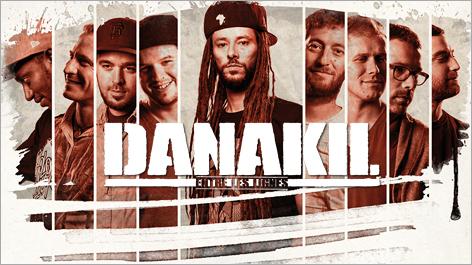Danakil - Entre les Lignes