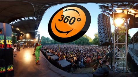 Garance Reggae Festival, 360° insight