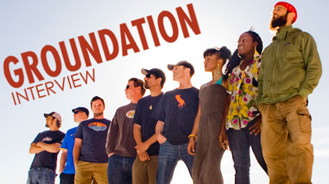 Interview de Groundation