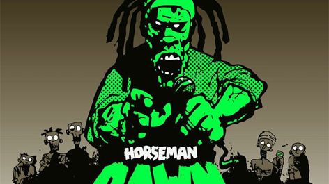 Horseman - Dawn Of The Dread