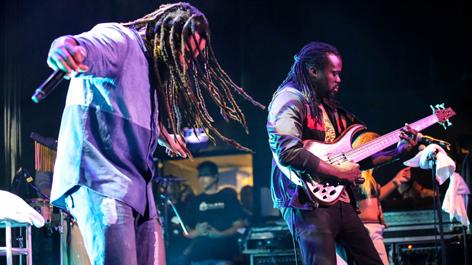 Ky-Mani Marley - Lyon 2015