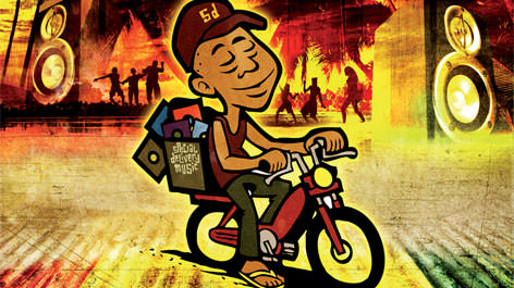 Livraison reggae, la compilation