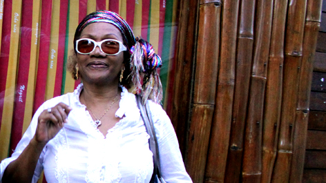 Interview Marcia Griffiths
