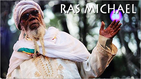 Interview de Ras Michael