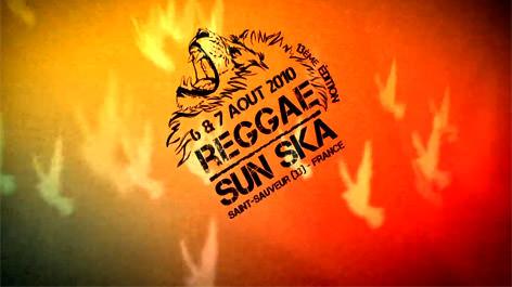 Reportage vidéo Reggae Sun Ska 2010