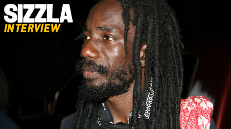 Interview de Sizzla