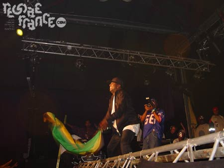Jamaican Flag (World Clash 2004)
