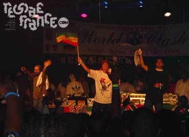 One Love (World Clash 2004)