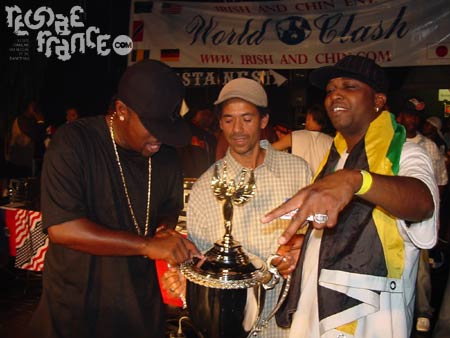 Black Kat Worold champion (World Clash 2004)